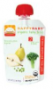 HAPPYBABY organic baby food