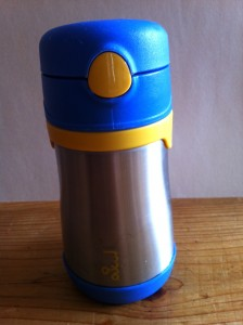Thermos Foogo bottle